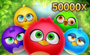 The one bird game that you couldn't stop playing – Bird Party
