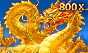 Another amazing slot featuring the Mythical Dragon – Dragon