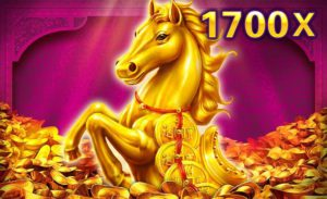 Golden Horses are built around Palaces for a reason – Fortune Horse