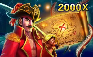 Pirates would always come with treasures. It can be yours – Pirate Treasures