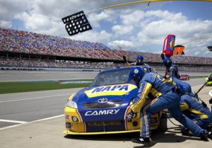 New Hampshire Lottery launches eNASCAR investment to attract new audiences