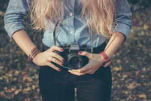 Digital Camera for fashion