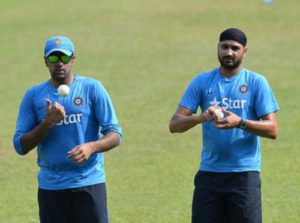 Harbhajan tells Ashwin that He is not Jealous of Him