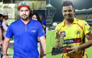 [IPL]- Combined Mumbai Indians-Chennai Super Kings XI pick by Rohit Sharma and Suresh Raina