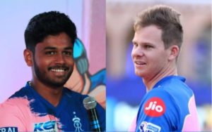 [IPL]- Sanju Samson reveals how Steve Smith got his nickname