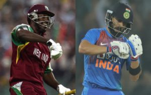 Who is a better T20 player: Chris Gayle or Virat Kohli?