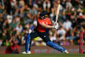 England's Morgan heads to the Olympics to compete for the T10 Format