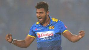Sri Lanka fast bowler Shehan Madushanka suspended for alleged possession of drug