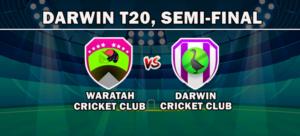 Darwin T20 League 2020, 2nd Semi Final tips: Waratah Cricket Club vs Darwin Cricket Club