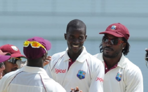The player absent at their cricket game: Brandon Bess – West Indies vs South Africa