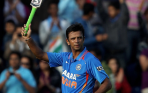 The unbelievable fact of cricket- Rahul Dravid's three sixes in T20I