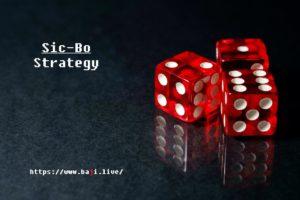 [Sic Bo Formula]  Sic Bo odds, winning odds, casino advantages