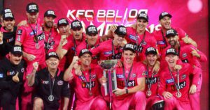 Cricket Australia announces 2020 Big Bash League and WBBL full schedule