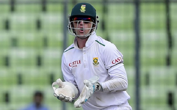 The player absent at their cricket game: Dane Vilas – South Africa vs England