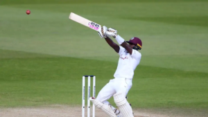 West Indies beat England by 4 wickets in first Test, thanks to Blackwood's 95-run
