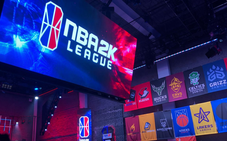 Place your NBA 2k20 Cyber League bet on 1xBet with high odds