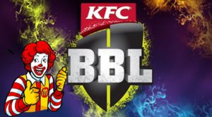 Cricket Australia left Big Bash with the ultimate choice of fast food