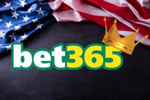 bet365 top US gambling website twice more than June