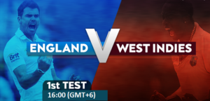 Online Cricket Betting – Free Tips |  England vs West Indies, 2020: 1st Test