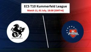 Cricket Free Tips| ECS T10 Kummerfeld 2020 – Match 11, MTV vs SCE