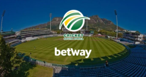 Betway excited to be a headline partner for Cricket South Africa