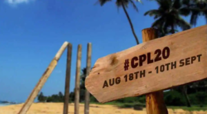 The full schedule of Caribbean Premier League