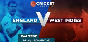 Online Cricket Betting – Free Tips | England vs West Indies, 2020: 2nd Test