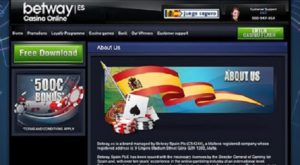 Betway invests in Spain despite a mulled gambling Advertisement Ban