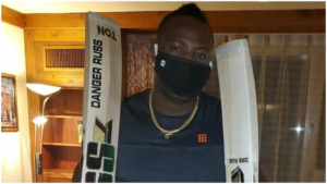"CPL 2020: Andre Russell gets new nickname ""Danger Russ"""