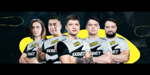 1xBet signed title partnership agreement with esports team NAVI for 2020
