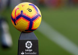 Betway and Dafabet announcing new Sponsorships with La Liga