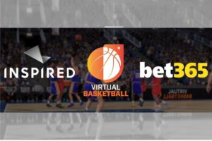 Inspired Launches Virtual Basketball with bet365
