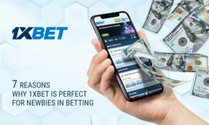 1xBet is the perfect gambling site for you