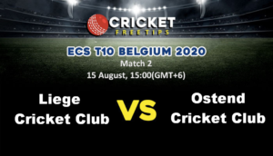 Online Cricket Betting – Free Tips | ECS T10 Belgium: Match 2, Liege Cricket Club vs Ostend Cricket Club