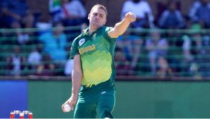 IPL 2020: Delhi Capitals replaces Chris Woakes with South African pacer Anrich Nortje