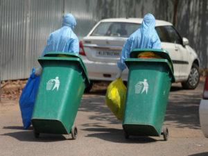 Biomedical waste in COVID-19: a Bangladesh perspective