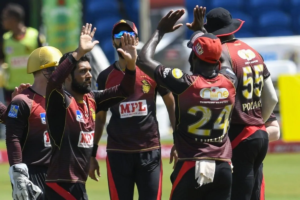 CPL 2020: Trinbago Knight Riders registers 10th consecutive win