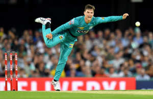 BBL 2020-21: Mitchell Swepson recommits to Brisbane Heat for three seasons