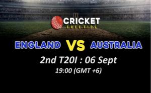 Cricket Free Tips | England vs Australia, 2020: 2nd T20I