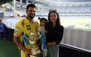 Suresh Raina points out the actual reason for the decision to pull out of IPL 2020