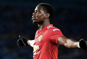 Manchester United midfielder Paul Pogba would like to play for Real Madrid in the future