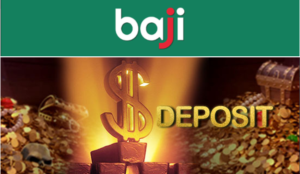 How to deposit in Baji account?