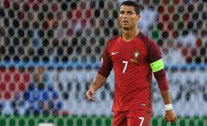 Former Real Madrid forward Cristiano Ronaldo tests positive for Covid-19