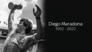 Argentina football legend Diego Maradona dies at 60 due to heart attack