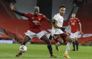 Pogba takes the blame for his 'stupid' penalty that hands Arsenal victory over Manchester United