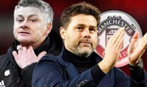 Manchester United approached Mauricio Pochettino to replace Ole Gunnar Solskjaer