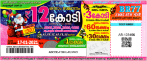 Kerala Christmas-New Year Bumper lottery offers massive jackpot prizes of Rs 12 crore