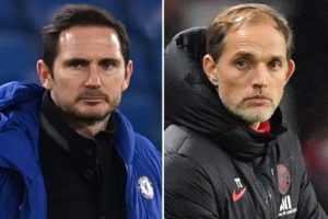 Why can't Tuchel replace Lampard in Chelsea?