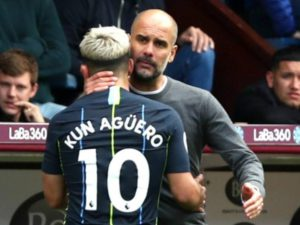 Manchester City striker Sergio Aguero self-isolating due to close contact with  COVID-19 patient