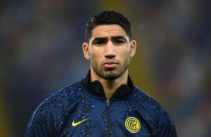 Arsenal, Chelsea and Manchester City are interested in Inter Milan star Achraf Hakimi